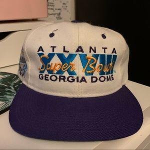 Vintage Super Bowl 28 Hat